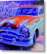 Blast From The Past Metal Print