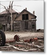 Bleak House Metal Print