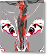 Bled For Life Metal Print