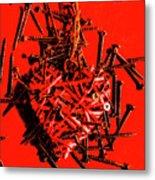 Bleeding Hearts Metal Print