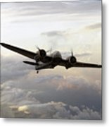 Blenheim Flight Metal Print