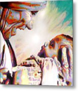 Blessed Mother Teresa Metal Print