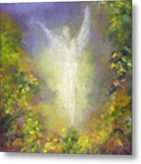 Blessing Angel Metal Print