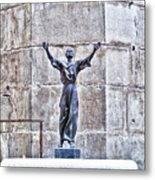 Blessings From Florence Metal Print