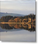 Blessington Lakes Metal Print
