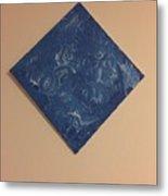 Bleu #2 Metal Print