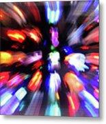 Blinky The Star Metal Print