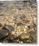 Block Island Low Tide II Metal Print