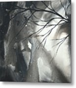 Blood Of The Moon 1 By Madart Metal Print