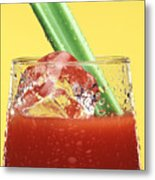 Bloody Mary Metal Print
