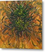 Blooming Flowers Metal Print