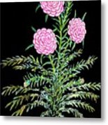 Blossom In High Spirit #2 Metal Print