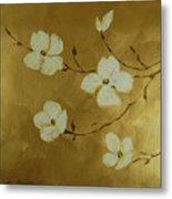 Blossoms I Metal Print