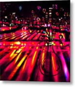Blossoms Of The Night Metal Print