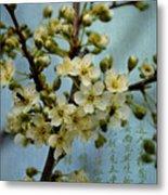 Blossomtime Metal Print