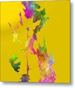 Blowin In The Wind 5 Metal Print