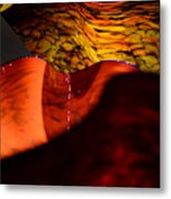 Blown Glass 3 Metal Print