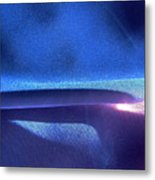 Blue 107 Metal Print