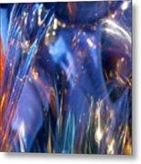 Blue 160 Metal Print