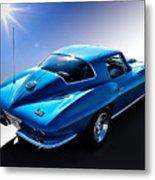 Blue '67  Metal Print