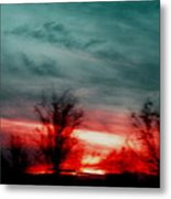 The Memory Remains Metal Print
