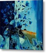 Blue Bunch 45 Metal Print
