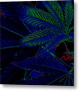 Blue Dream Metal Print by Savannah Fonner