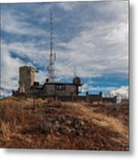 Blue Hill Weather Observatory 2 Metal Print
