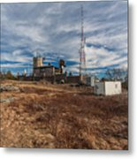 Blue Hill Weather Observatory Metal Print