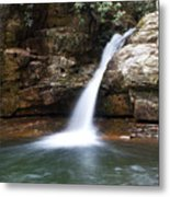 Blue Hole In Spring #1 Metal Print