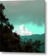 Blue Mountain Metal Print