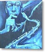 Blue Note Metal Print