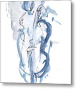 Blue Note Metal Print