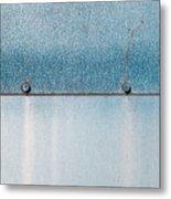 Blue Over Blue 03 Metal Print