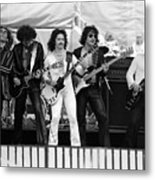 Blue Oyster Cult Metal Print
