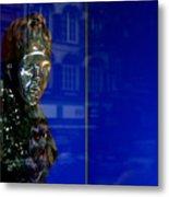 Blue Queen 2 Metal Print
