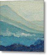 Blue Ridge II Metal Print