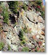 Blue Ridge Mountain Metal Print