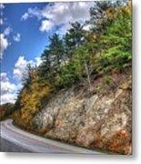 Blue Ridge Parkway, Buena Vista Virginia 3 Metal Print
