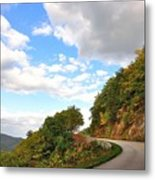 Blue Ridge Parkway, Buena Vista Virginia 6 Metal Print