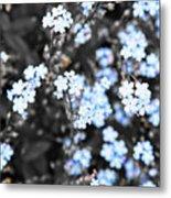 Blue Spring V2 Metal Print