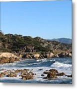 Blue Water Bliss  Metal Print