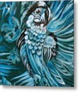 Bluebird Of Happiness Jenny Lee Discount Metal Print