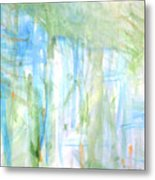 Blues And Greens 2 Metal Print