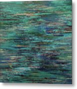 Blues In The Moment Metal Print