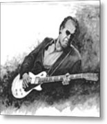 Blues Man Joe B. Metal Print