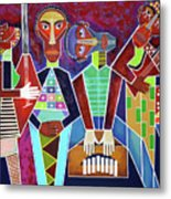 Blues Music Metal Print