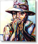 Blues Traveler  Metal Print