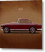 Bmw 503 Coupe 1956 Metal Print