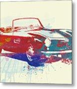 Bmw 507 Metal Print